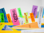 Files with labels --- Image by © Image Source/Corbis