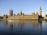 Across the Thames - Houses of Parliament