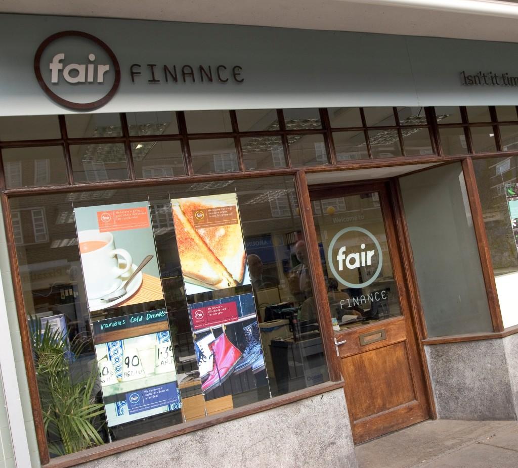 Fair Finance First Branch