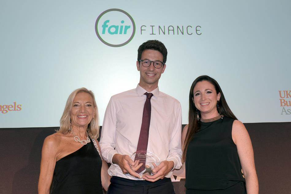 Fair Finance Angel Investment Award