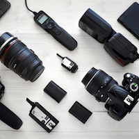 Photographer videographer kit